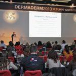 DERMADERM 2013. evento organizado por Imagen Límite