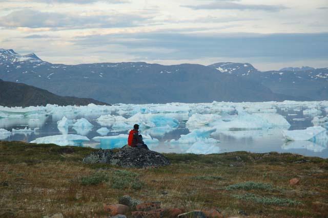 Viaje a Groenlandia organizado por Imagen Límite