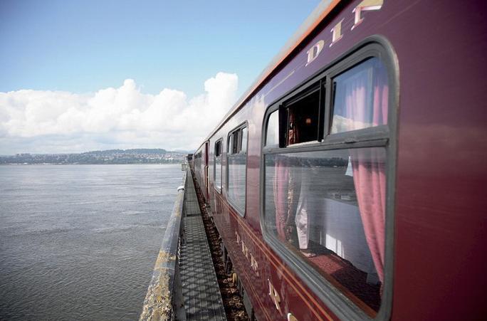 Tren The Royal Scotsman. Viaje de incentivo de Imagen Límite