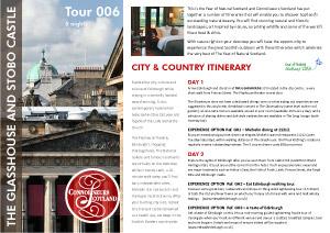 Itinerary 006 - Glasshouse and Stobo Castle1. IMAGEN LÍMITE