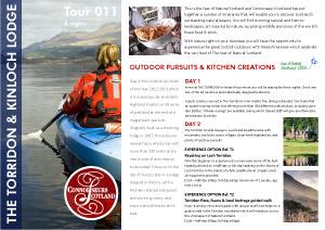 Itinerary 011 - Torridon and Kinloch Lodge1. IMAGEN LÍMITE