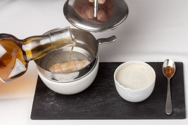 dish - Macallan-steamed-langoustine