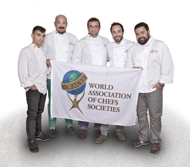 Foto Mundial Bandera WACS
