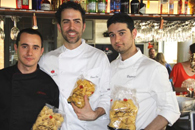 Gianni Pinto descubre los secretos de la Pasta con Garofalo