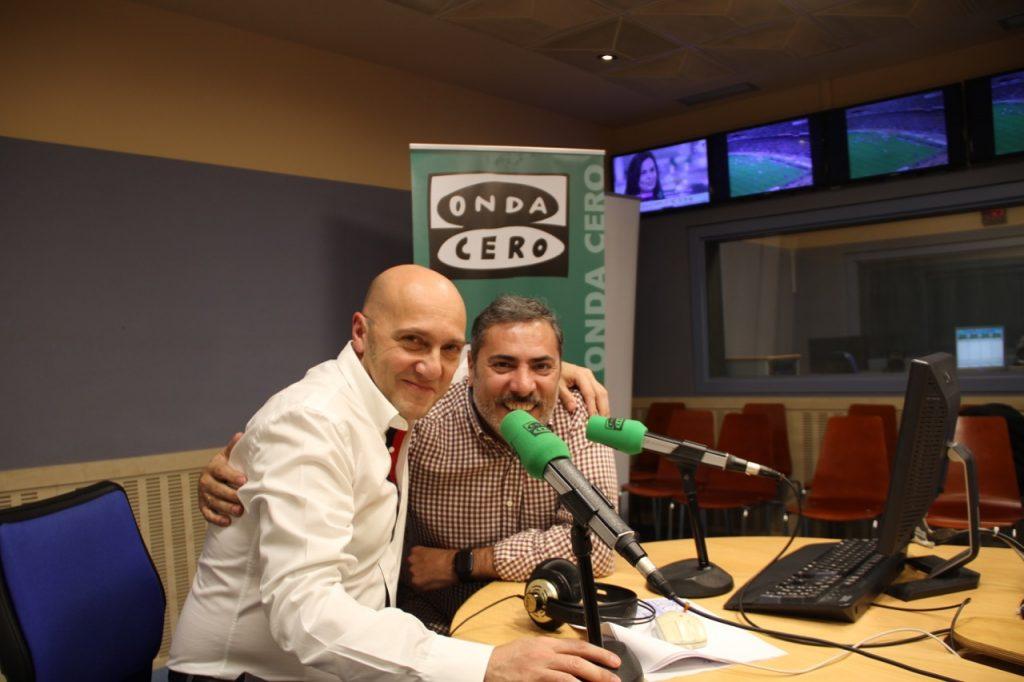 ESTEBAN CAPDEVILA Y ALBERTO GRANADOS - 1