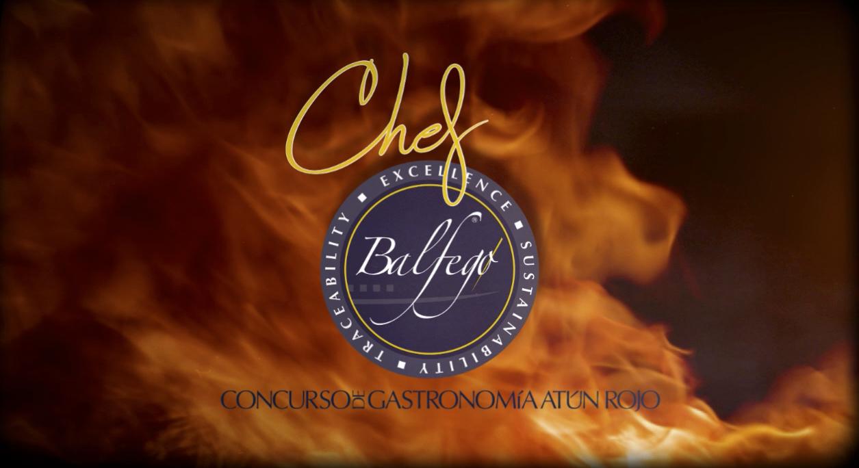 Emisión del programa de TV del Concurso Chef Balfegó 2018.