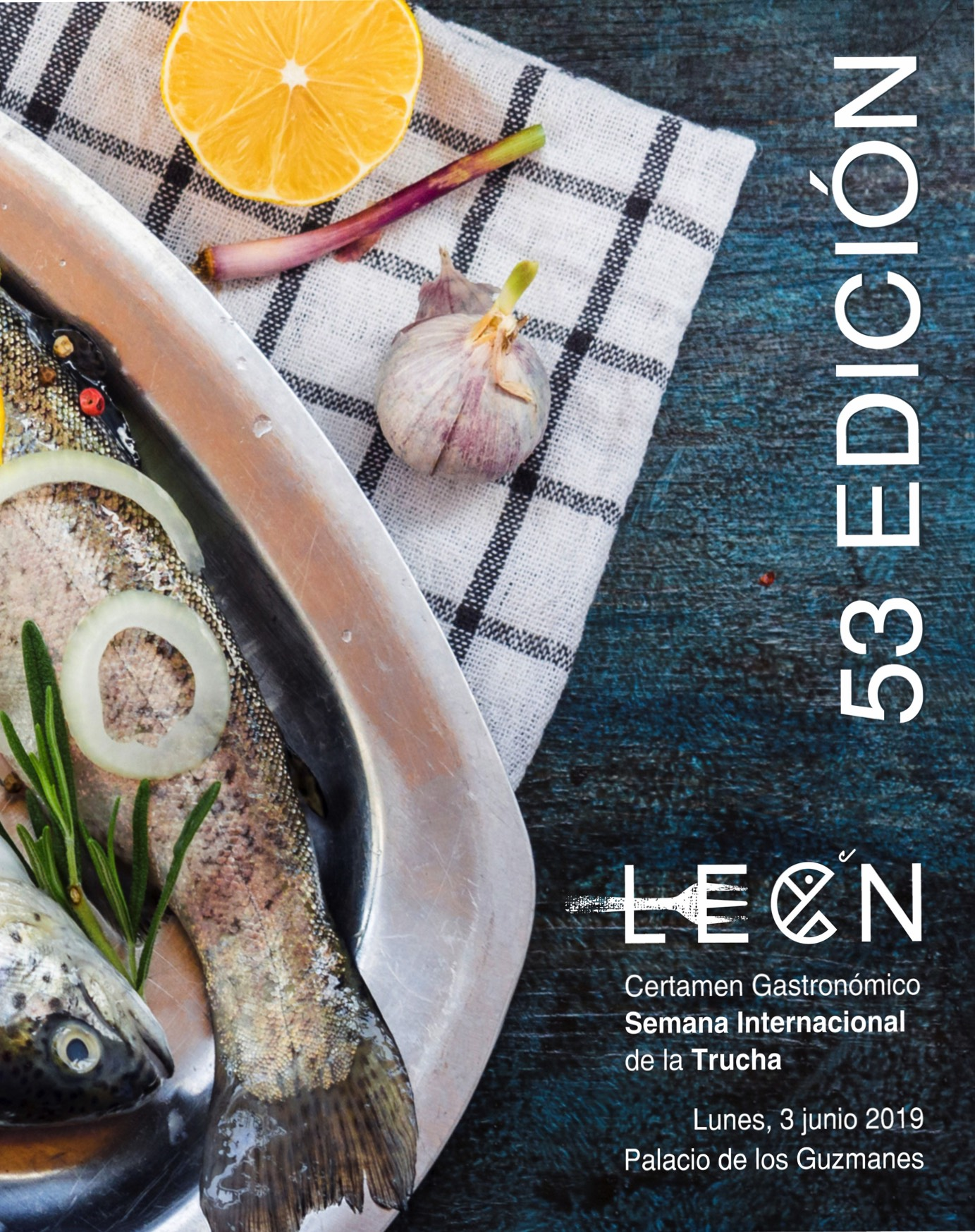 Se convoca el Concurso de Cocina Profesional de la Semana Internacional de la Trucha de León.