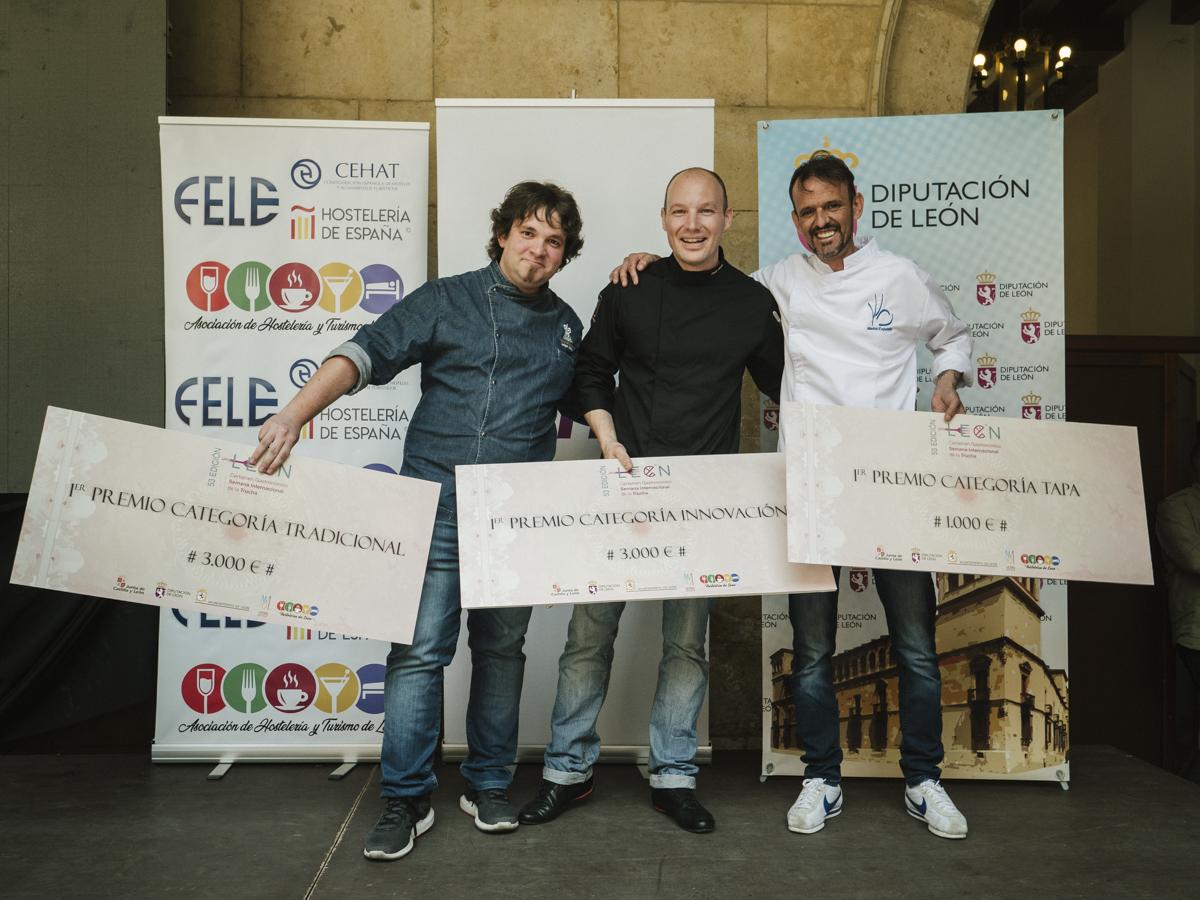 El Concurso Gastronómico Semana Internacional de la Trucha en León se renueva por completo