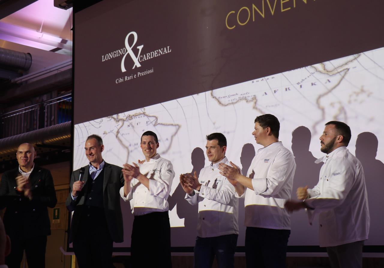 Winbi presenta ante 200 profesionales la nueva forma de cocinar