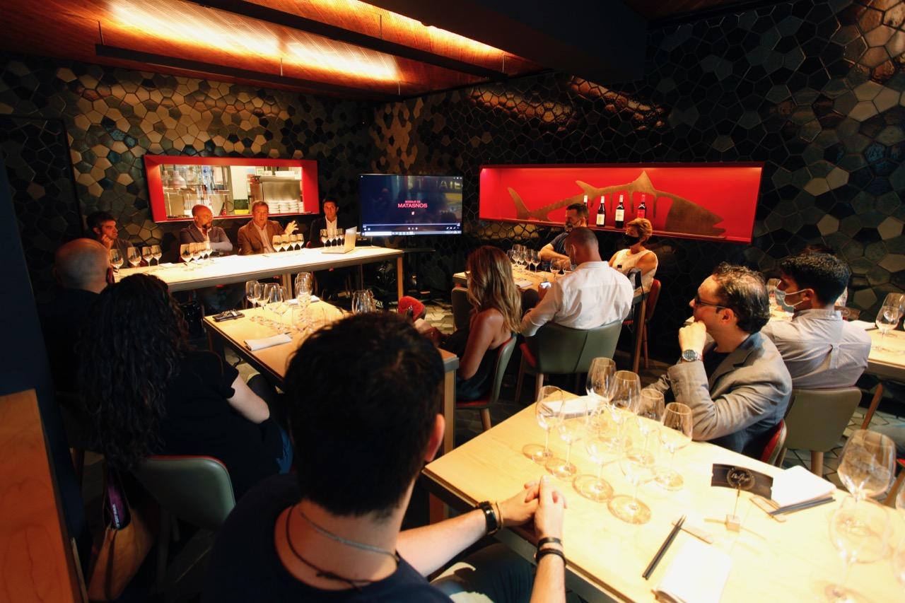 Presentación PETIT BLANCO DE MATASNOS 2019 en Barcelona