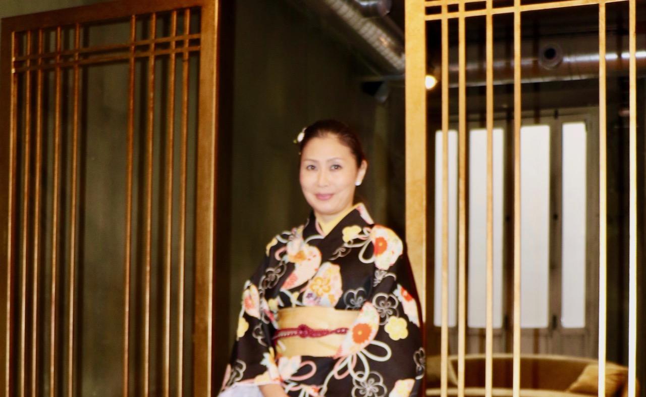La imagen de la Chef Yoko Hasei será gestionada por Imagen Límite