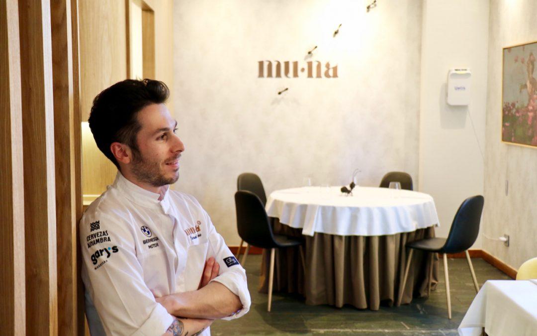 El Restaurante MU.NA* abre de nuevo