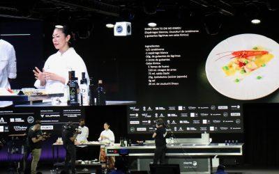 La Chef Yoko Hasei triunfa en Madrid Fusión