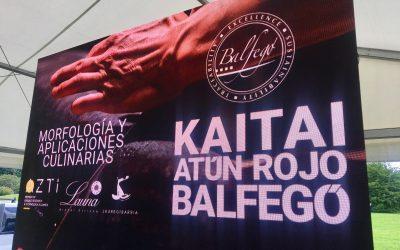 3000 años de historia, Kaitai en Jauregibarria Jatetxea