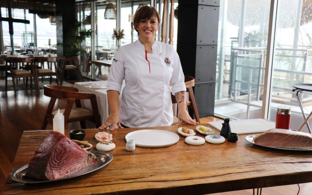Lara Rodríguez, la chef asturiana que competirá en la final de Chef Balfegó 2021